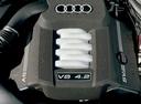 Фото авто Audi A8 D2/4D [рестайлинг], ракурс: двигатель
