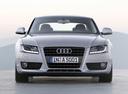 Фото авто Audi A5 8T,  цвет: серебряный