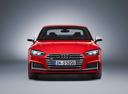 Фото авто Audi S5 F5, ракурс: 0 - рендер цвет: красный