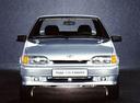Фото авто ВАЗ (Lada) 2115 1 поколение, ракурс: 0 - рендер цвет: серебряный