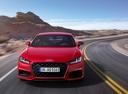 Фото авто Audi TT 8S [рестайлинг],  цвет: красный
