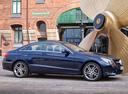 Фото авто Mercedes-Benz E-Класс W212/S212/C207/A207 [рестайлинг], ракурс: 270 цвет: синий