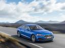 Фото авто Audi A5 2 поколение, ракурс: 315 цвет: синий