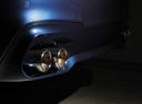 Фото авто Alpina XD3 F25, ракурс: задняя часть цвет: синий
