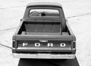Фото авто Ford F-Series 4 поколение, ракурс: 180