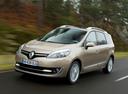 Фото авто Renault Scenic 3 поколение [2-й рестайлинг], ракурс: 45