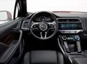 Фото авто Jaguar I-Pace 1 поколение, ракурс: торпедо