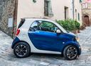 Фото авто Smart Fortwo 3 поколение, ракурс: 270 цвет: синий