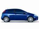 Фото авто Fiat Punto 3 поколение, ракурс: 270 цвет: синий