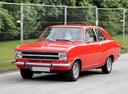 Фото авто Opel Kadett B, ракурс: 45 цвет: красный