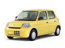 Фото авто Daihatsu Esse 1 поколение, ракурс: 315