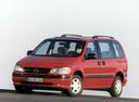 Фото авто Opel Sintra 1 поколение, ракурс: 45