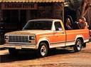 Фото авто Ford F-Series 7 поколение, ракурс: 45