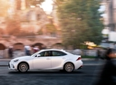 Фото авто Lexus IS XE30 [рестайлинг], ракурс: 90 цвет: белый