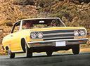 Фото авто Chevrolet Chevelle 1 поколение [рестайлинг],