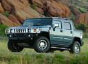 Фото авто Hummer H2 1 поколение, ракурс: 45