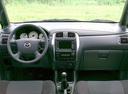Фото авто Mazda Premacy CP [рестайлинг], ракурс: торпедо