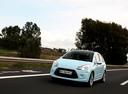 Фото авто Citroen C3 2 поколение,  цвет: голубой