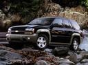 Фото авто Chevrolet TrailBlazer 1 поколение, ракурс: 45