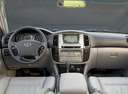 Фото авто Toyota Land Cruiser J100 [2-й рестайлинг], ракурс: торпедо