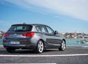 Фото авто BMW 1 серия F20/F21 [рестайлинг], ракурс: 225 цвет: серый