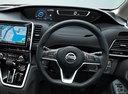 Фото авто Nissan Serena C27, ракурс: торпедо