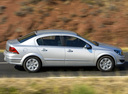 Фото авто Opel Astra Family/H [рестайлинг], ракурс: 270 цвет: серебряный