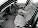 Фото авто BMW 5 серия E60/E61, ракурс: сиденье