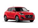 Фото авто Suzuki Swift 5 поколение, ракурс: 315 цвет: красный