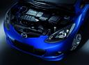 Фото авто Mazda 2 DE, ракурс: двигатель