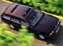 Фото авто BMW 5 серия E34, ракурс: сверху