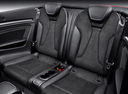 Фото авто Audi A3 8V, ракурс: задние сиденья
