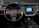 Фото авто Toyota Avalon XX40, ракурс: рулевое колесо