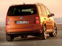 Фото авто Volkswagen Touran 1 поколение [рестайлинг], ракурс: 180