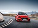 Фото авто Audi RS 5 F5,  цвет: красный