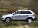 Фото авто Opel Antara 1 поколение [рестайлинг], ракурс: 90 цвет: бежевый