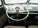 Фото авто Volkswagen Transporter T1 [рестайлинг], ракурс: рулевое колесо
