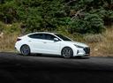 Фото авто Hyundai Elantra AD [рестайлинг], ракурс: 270 цвет: белый