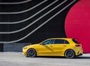 Фото авто Mercedes-Benz A-Класс W177/V177, ракурс: 90 цвет: желтый