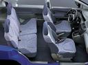 Фото авто Mitsubishi Space Runner 2 поколение, ракурс: салон целиком