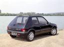 Фото авто Peugeot 205 1 поколение [рестайлинг], ракурс: 225