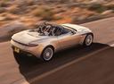 Фото авто Aston Martin DB11 1 поколение, ракурс: 225 цвет: бежевый