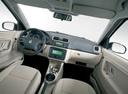 Фото авто Skoda Roomster 1 поколение, ракурс: торпедо