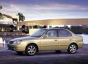 Фото авто Hyundai Accent LC [рестайлинг], ракурс: 90