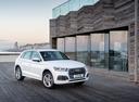 Фото авто Audi Q5 2 поколение, ракурс: 315 цвет: белый