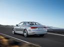 Фото авто Audi A5 2 поколение, ракурс: 135 цвет: серебряный