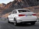 Фото авто Audi A3 8V, ракурс: 135 цвет: белый