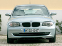 Фото авто BMW 1 серия E81/E82/E87/E88 [рестайлинг],  цвет: серебряный