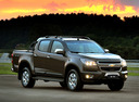Фото авто Chevrolet Colorado 2 поколение, ракурс: 315