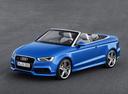 Фото авто Audi A3 8V, ракурс: 45 цвет: синий